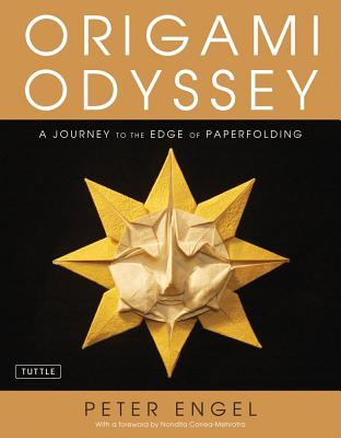 Tuttle Publishing Origami Odyssey: A Journey to the Edge of Paperfolding [With DVD] by Engel, Peter/ Correa-Mehrotra, Nondita [Hardcover] at Sears.com